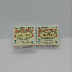 Carott hair